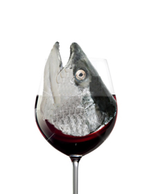 Red wine with fish experiment the results berry bros for Red wine with fish