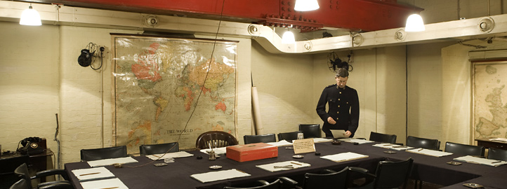 2002 Pol Roger in the Cabinet War Rooms — Berry Bros. & Rudd Wine Blog