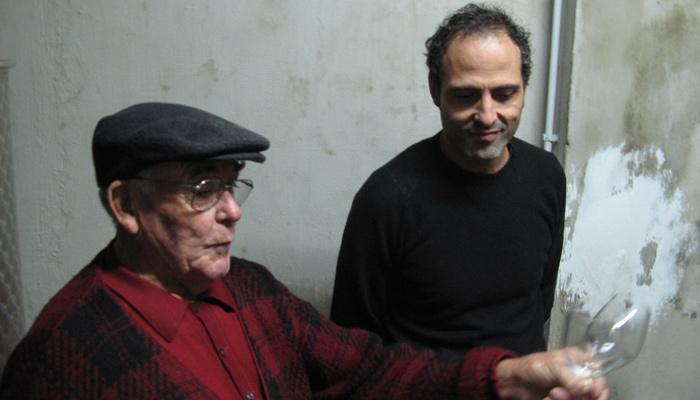 Franco Arcuri and father