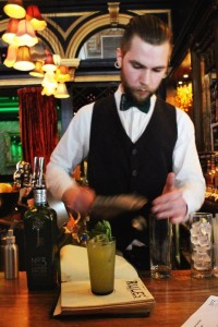 No.3 Gin Competition Finalist: Jack