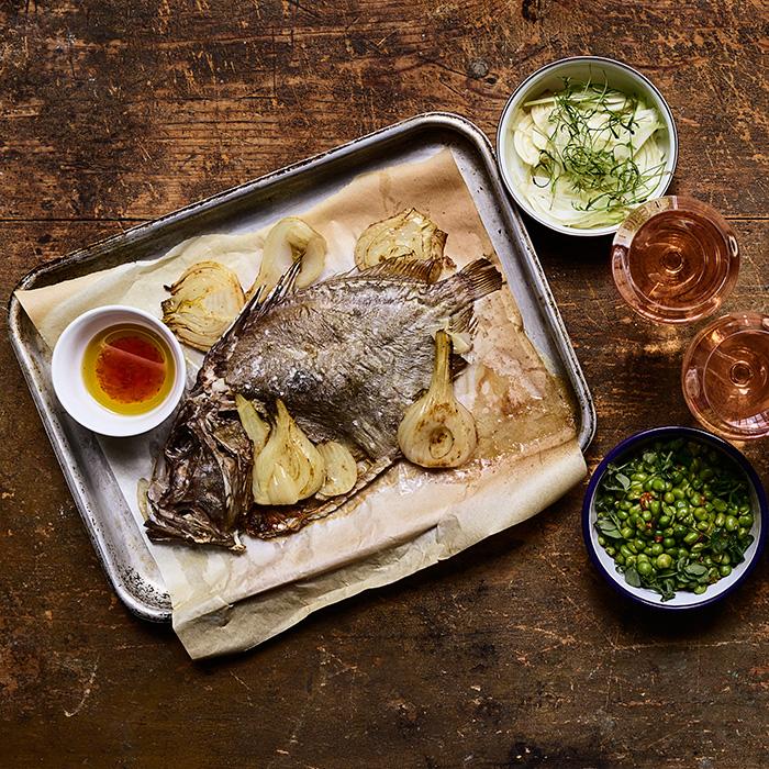 John Dory A Show Stopping Fish Recipe