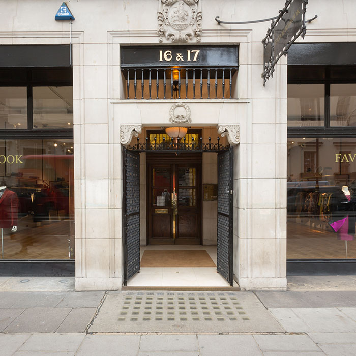 The new Favourbrook flagship store
