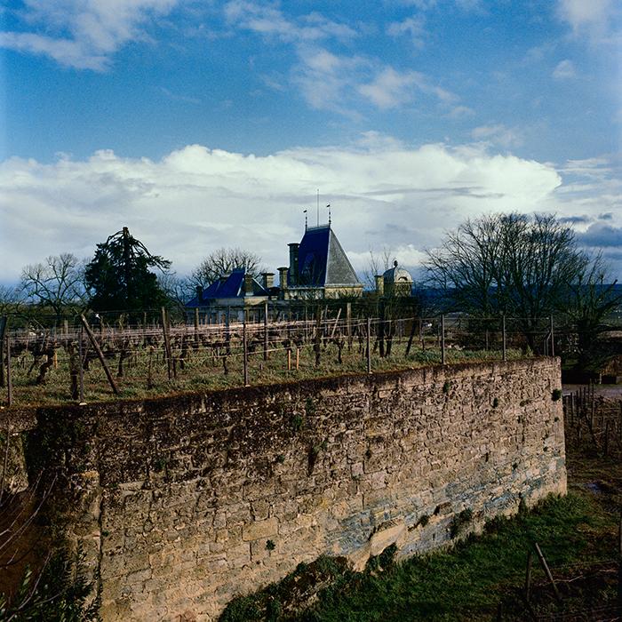 Ch. Ausone, Bordeaux credit: Jason Lowe