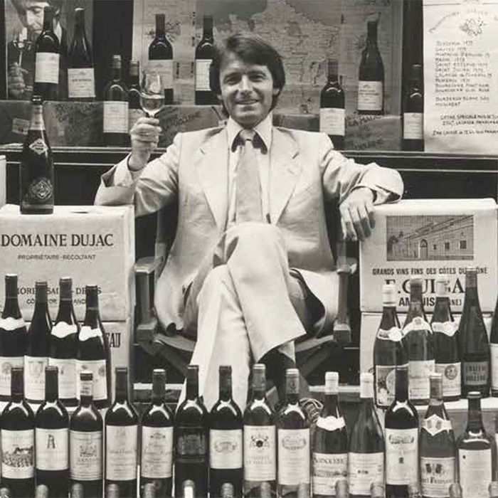 "Steven Spurrier, ""Wine - a way of life""credit: Everyman's Library"