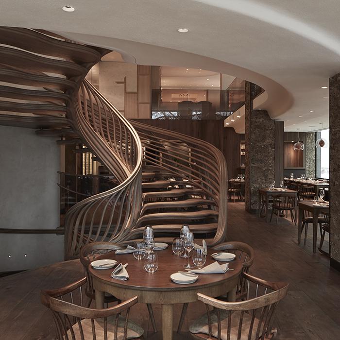 Hide Restaurant: Credit: Joakim Blockstrom