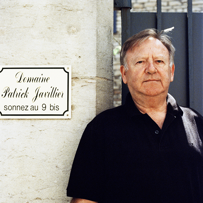 Patrick Javillier, photographed in Meursault by Jason Lowe