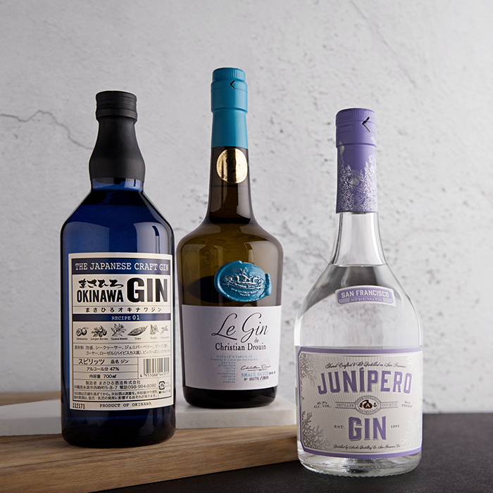 3 of the most exciting gins right now blog