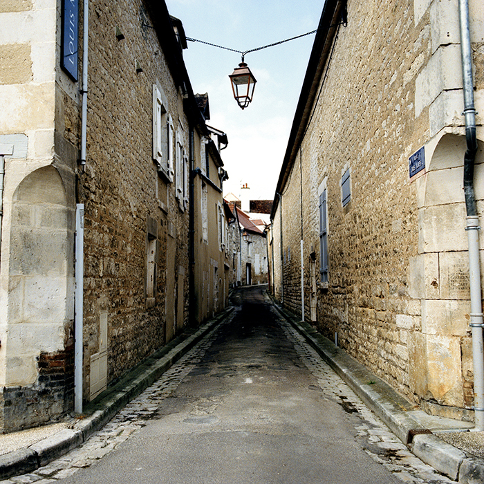 Chablis, Burgundy. Photograph: Jason Lowe