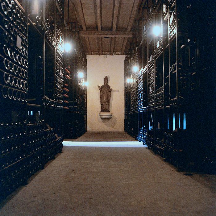 Ch. Palmer, Bordeaux. Photograph: Jason Lowe