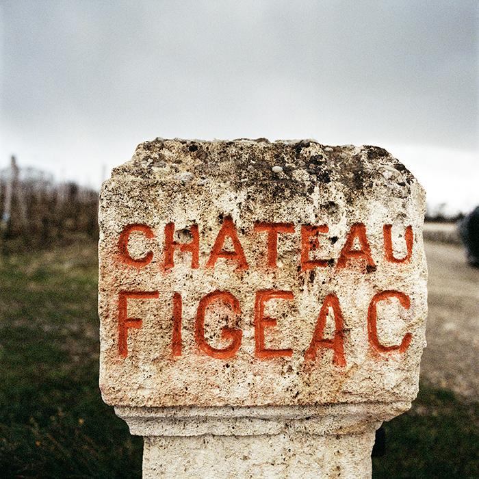 Ch, Figeac, St Emilion. Photograph: Jason Lowe