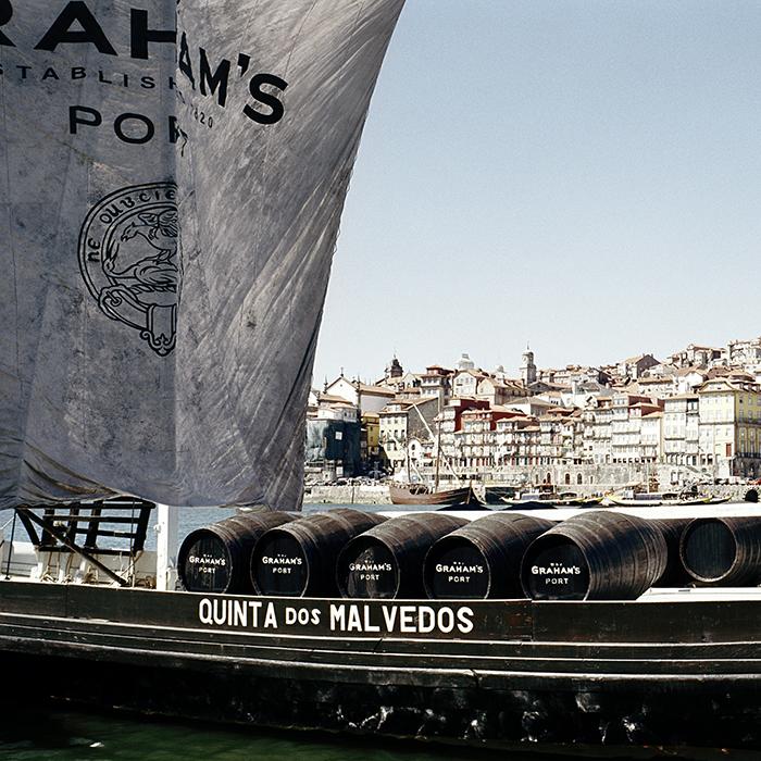 2017 Vintage Port. Photograph: Jason Lowe