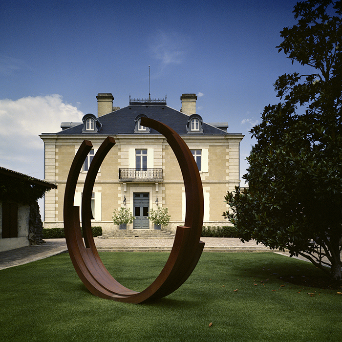 Chateau Haut-Bailly, Bordeaux. Photograph: Jason Lowe