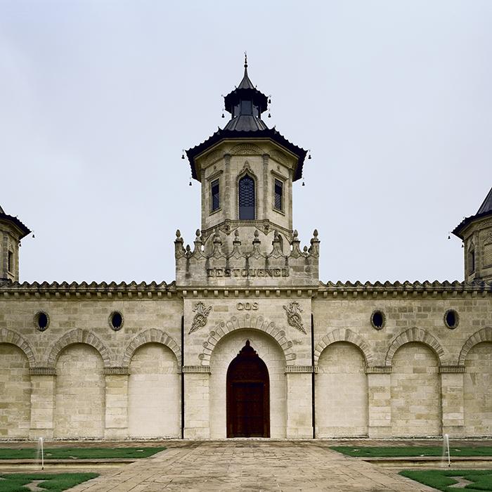 Cos d'Estournel in St Estephe, Bordeaux. Photograph: Jason Lowe