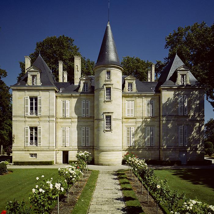 Château Pichon Longueville Comtesse de Lalande, one of the stand-out wines of Bordeaux 2018 en primeur. Photograph: Jason Lowe