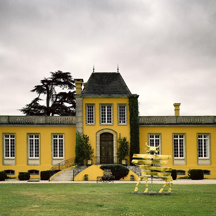 Bordeaux 2018 En Primeur, Chateau Lafon-Rochet, St Estephe, Bordeaux, photographed by Jason Lowe