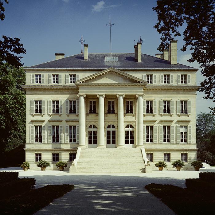 Château Margaux, Margaux. Photograph: Jason Lowe