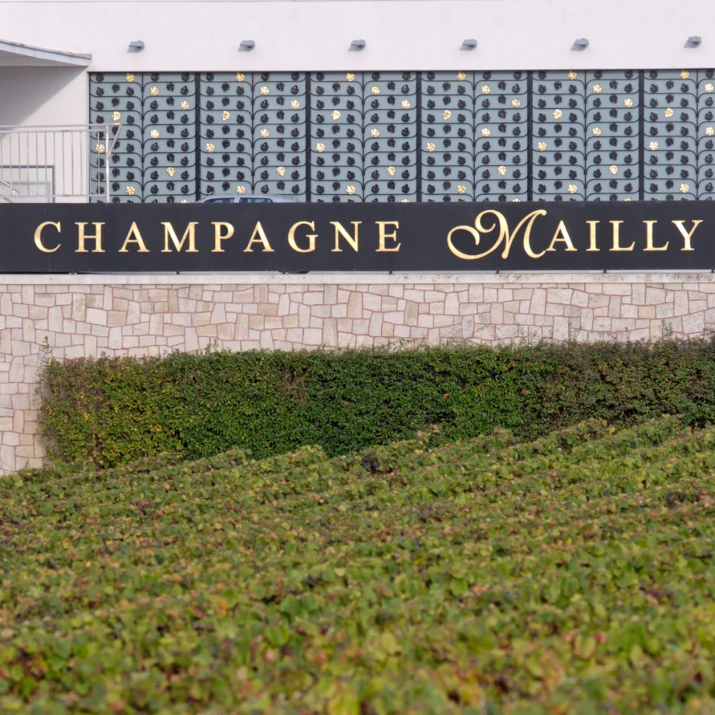 Champagne Mailly, the collective of growers in the Grand Cru village