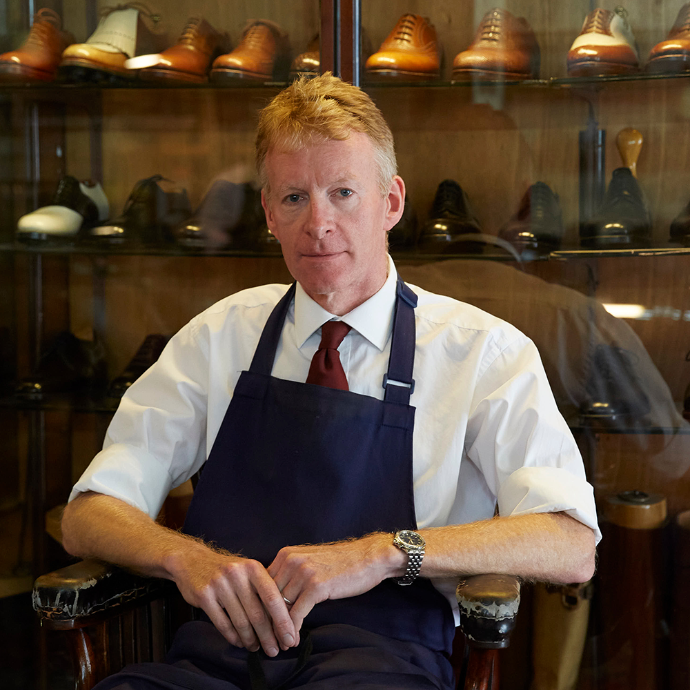 John Lobb, our neighbour in St James's