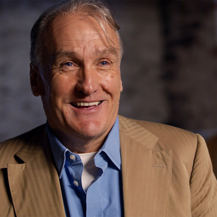 A photo of Mark Reynier, founder and CEO of Waterford Distillery